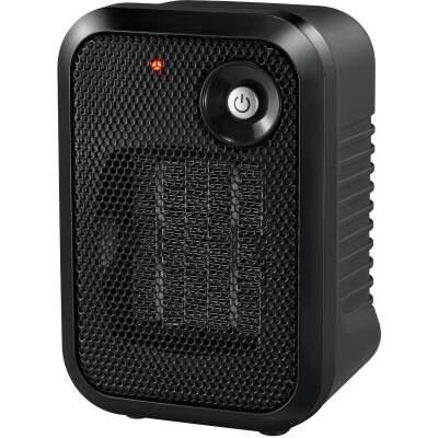 Optimus 250-Watt 120-Volt Portable Mini Ceramic Space Heater