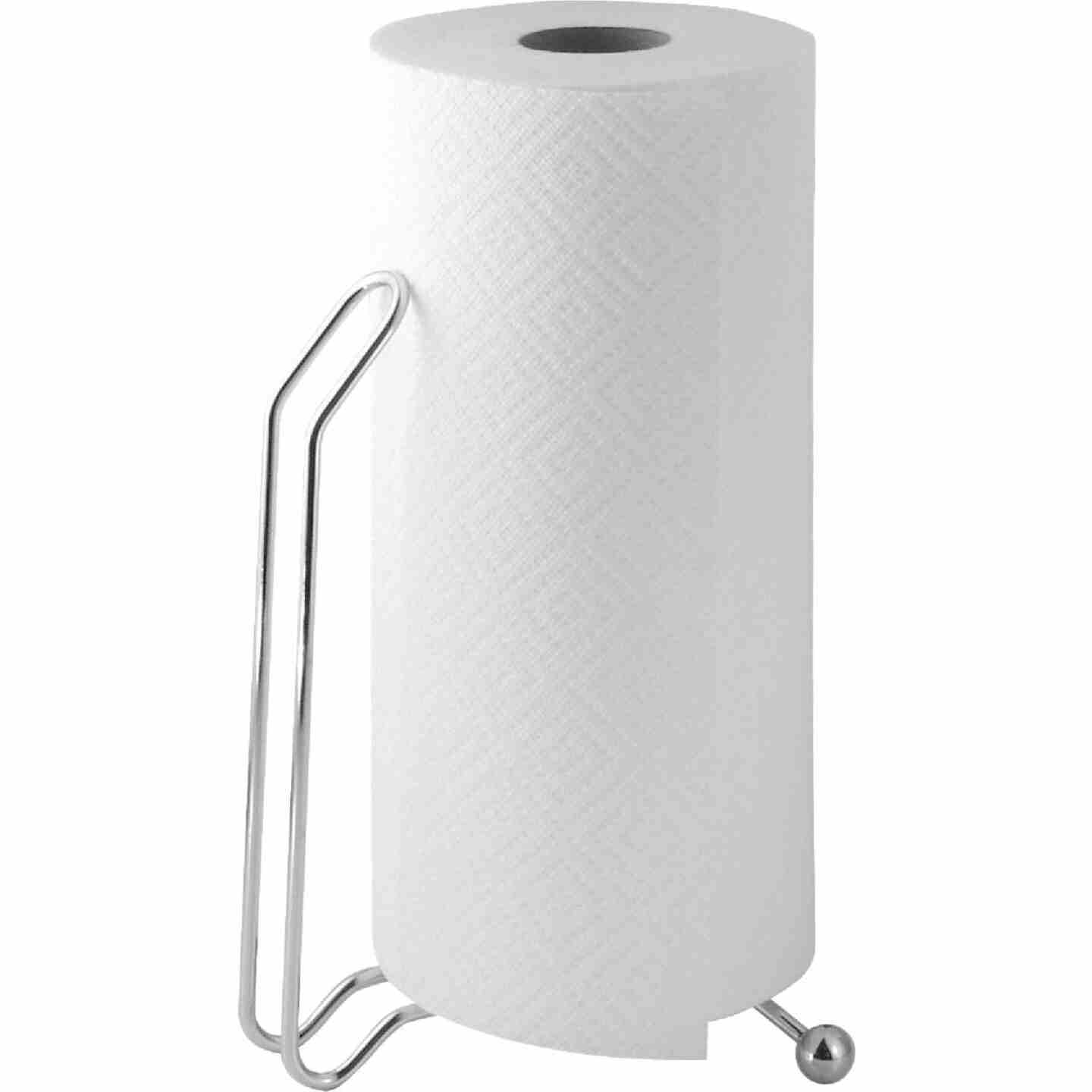 InterDesign Aria Paper Towel Holder Stand Image 3