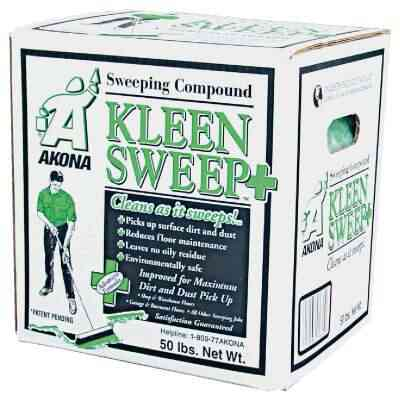 Kleen Sweep 50 Lb. Sweeping Compound
