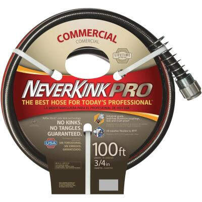 "NeverKink XP 3/4"" x 100' Farm & Ranch Hose"