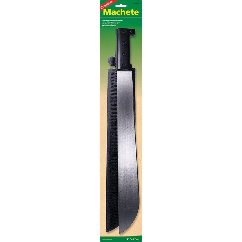 Coleman 18 In. Hardened Steel Blade Machete Image 1