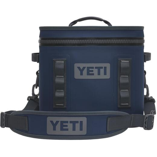 Yeti Hopper Flip 12 Navy Soft-Side Cooler (13-Can)